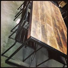 Industrial Style Dining Room Tables with Vintage Industrial Furniture Industrial Style Dining Room With