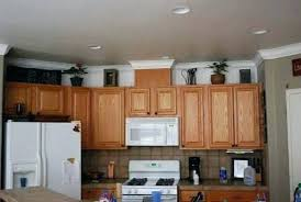 molding on top of kitchen cabinets u2013 faced