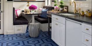 kitchen cabinet ideas with wood floors painted floors photos painted wood floor designs photos