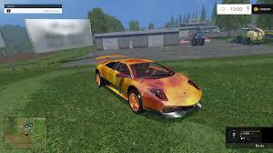 Lamborghini Murcielago 2016 - lamborghini murcielago flame car v6 0 mod farming simulator 2017