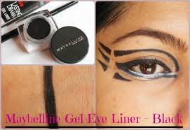 Maybelline Gel Eyeliner Review maybelline eyestudio lasting drama gel eyeliner 01 black review