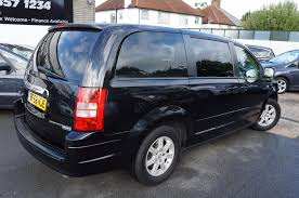 used 2008 chrysler grand voyager crd lx 2 8 diesel automatic 7