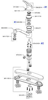kitchen faucet diagram classic price pfister kitchen faucets