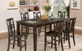 assertive cherry wood dining room chairs tags tall dining room