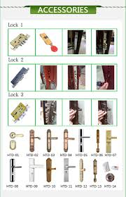 Safety Door Designs High Standard Stainless Steel Swing Steel Door System Gate Designs