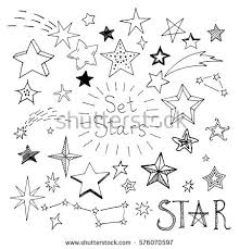 hand drawing set vector arrows stock vector 575211124 shutterstock