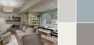paint colors for basement family room most popular basement