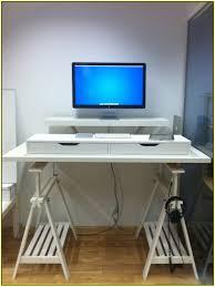 cheap standing desk diy decorative desk decoration