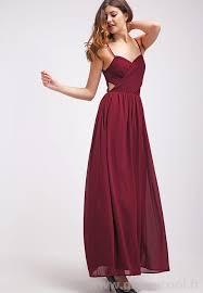 robe de mariã e bordeaux robe de soirée navy achat vente robes en ligne miss