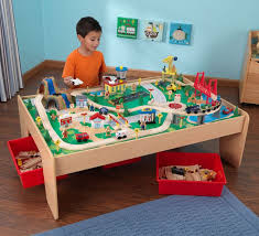 Toy Train Table Plans Free by 25 Best Train Table Ideas On Pinterest Lego Table With Storage