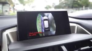 lexus nx300h hong kong lexus nx surround view camera system youtube