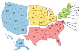 q2 2011 nar state home values map