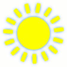 clipart sun pencil and in color clipart sun