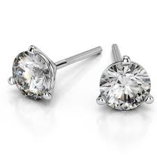 ear ring photo diamond earring settings set your diamonds in earrings