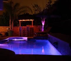 Backyard Led Lighting Best Led Outdoor Lighting For Your Garden Backyard Landscape Design