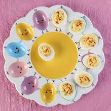 deviled egg dishes cool deviled egg dish ilovetocreate