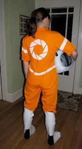 portal jumpsuit chell from portal 2 occasions and holidays