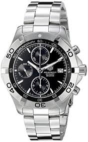tag heuer black friday deals amazon com tag heuer men u0027s caf2110 ba0809 2000 aquaracer