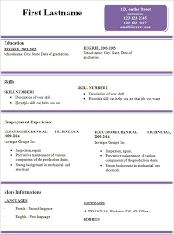 Copy Paste Resume Templates Resume Template Copy And Paste Resume Copy Examples Of Resumes