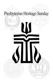 why heritage sunday presbyterian historical society