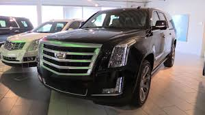 cadillac escalade 2017 cadillac escalade esv platinum 2017 in depth review interior
