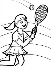 batman coloring pages for kids coloring pages kids man with tennis racket coloring page tennis