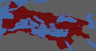 Map Of The Roman Empire Map Of The Roman Empire At It U0027s Height 2528x1344 Oc Mapporn
