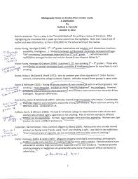 apa format notes what is a annotated bibliography in apa format