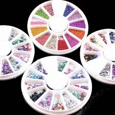 compare prices on rhinestones nail art online shopping buy low