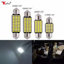 Interior Lighting For Cars Aliexpress Com Buy 2pcs Led Dome Light Trunk Lamp Auto Interior