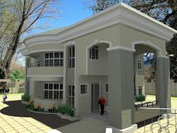 Duplex House Plans Designs Architectural Designs For Nairalanders Who Want To Build