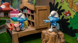 smurfs partyland smufts theme park ipoh perak