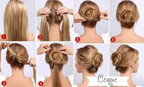 14 tutos de coiffures de mariage faciles à faire soi même guide - Chignon Mariage Facile A Faire