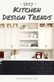 kitchen design trends for 2017 farmhouse sinks design trends