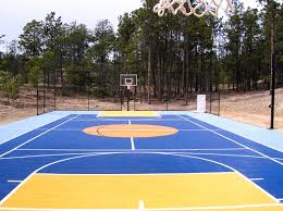 basketball courts with lights near me sport court flooring court builders sport court