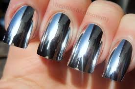 metallic nail polish u2013 best brands gold silver mirror chrome