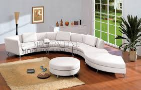 Modern Leather Sectional Sofa Modern Line Furniture Commercial Furniture Custom Made