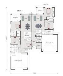 Highlands  Duplex Home Designs In Cairns GJ Gardner Homes - Duplex homes designs