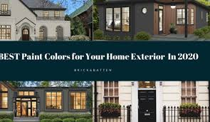 what is the best paint to paint your kitchen cabinets with 16 best paint colors for your home s exterior in 2020