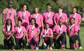 Flag Football Leagues Bryan Ladies Flag Football League Is Having A Competitive