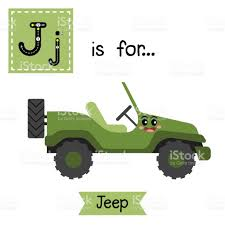 jeep art letter j tracing jeep stock vector art 800289814 istock