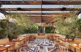 Los Patios Restaurant Sawyer Restaurant And Adjacent Juice Bar Clover Open In Silver