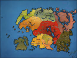 Solstheim Map My 4e202 Tamriel Provinces Map Stage 2 By Guyver89 On Deviantart