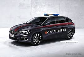 fiat hatchback passione auto italiane fiat tipo hatchback arma dei carabinieri