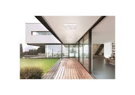 grand plafonnier exterieur design arena carré boite à design