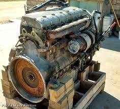 2003 mercedes benz 781 c i d six cylinder diesel engine i