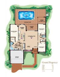 naples homes grand regency floor plan