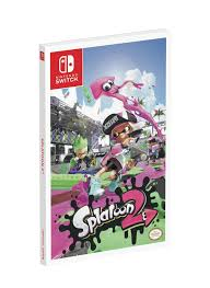 splatoon 2 prima official guide prima games 9780744018424