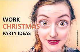 work christmas party ideas