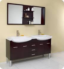 fantastic two sink bathroom vanities double vanity elegant narrow
